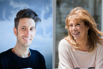 Un programme de mieux-être signé Chantal Lacroix et Jérémy Demay )