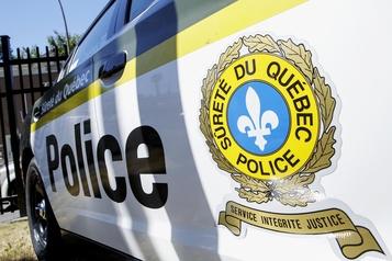 Saint-Zotique Un homme poursuivi par la police dans les eaux du lac St-François )