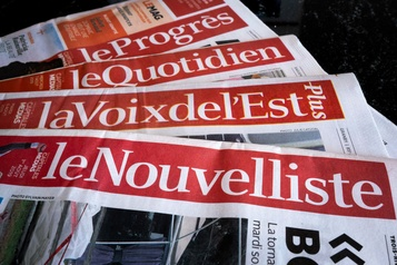 Crise des médias: le retour des avis publics dans les journaux réclamé
