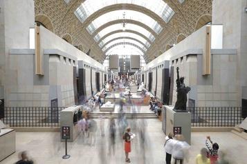 Un nouveau parcours au Musée d'Orsay