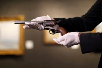 L'arme qui a tué Billy the Kid vendue 6millions de dollars)