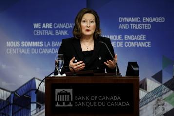 Carolyn Wilkins recrutée par la Banque d'Angleterre)