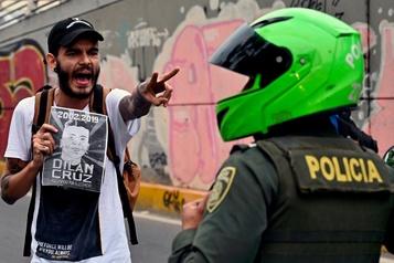 Colombie: une police antiémeute répressive qui avive la protestation