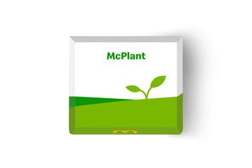 McPlant McDonald's lancera une gamme de produits végétariens)