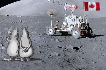 Un rover sur la Lune)