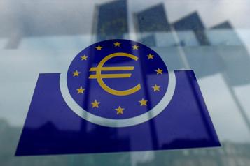 La BCE, toujours inquiète pour l'économie, maintient son cap monétaire)