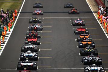 Le Grand Prix de Grande-Bretagne accueillera la première course sprint)