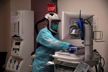 É.-U.: 1225 décès dus au coronavirus en 24 heures)