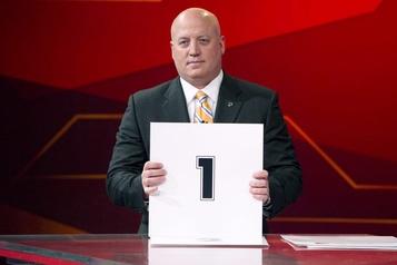 LNH: du suspense en vue de la loterie de lundi soir)