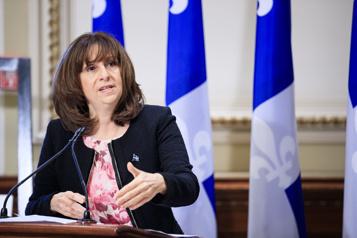 La musique québécoise obligatoire dans les établissements d'État)