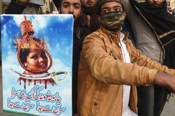 La Pakistanaise Asia Bibi souhaite quitter le Canada et obtenir l'asile en France