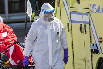 COVID-19: 102 cas et six décès de plus au Québec)
