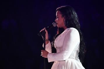 Demi Lovato Le pouvoir cathartique delamusique ★★★½)