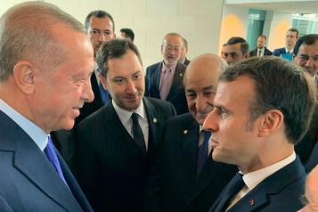 Critiquée par Macron, la Turquie rend la France responsable de l'instabilité en Libye