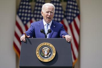 Augmentation de la criminalité Joe Biden hausse le ton sur les armes à feu)