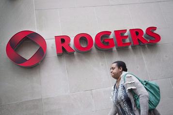 Les ventes de téléphones «tranquilles», selon Rogers)