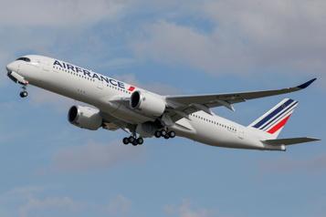 Biocarburant aérien Un avion propulsé au biocarburant se posera à Montréal mardi)