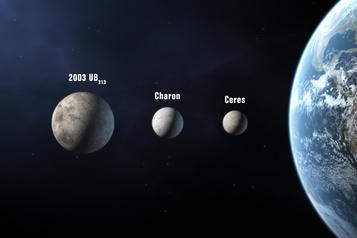 La planète naine Cérès pourrait être «un monde océanique»)