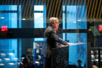 L'ONU et Londres convoquent un sommet climat le 12décembre)