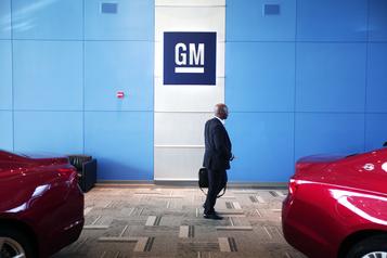 Coussins gonflables Takata GM contraint de rappeler près de 7millions de véhicules dans le monde)