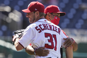 Match complet pour Max Scherzer, les Nationals battent les Marlins 3-1)