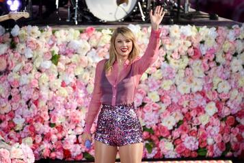 Plein d'amour pour Lover de Taylor Swift