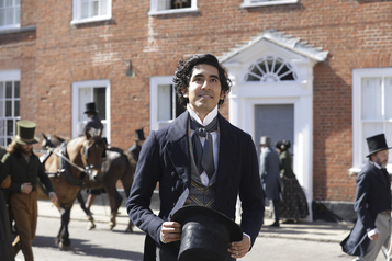 The Personal History of David Copperfield : divertissant Copperfield ★★★1/2)