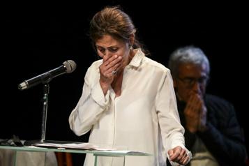 Commission de la vérité en Colombie Ingrid Betancourt confrontée pour la première fois à ses ravisseurs des FARC)