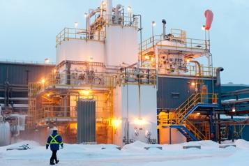 Air Liquide double sa production d'hydrogène à Bécancour)