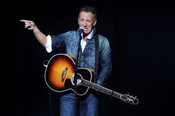 Bruce Springsteen prête une chanson et sa voix à une publicité de Joe Biden)