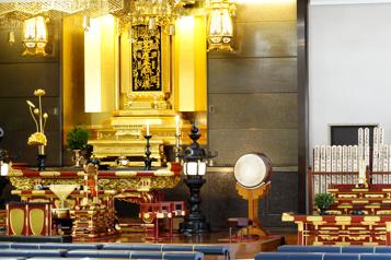 Carte postale de Tokyo Visite au temple)