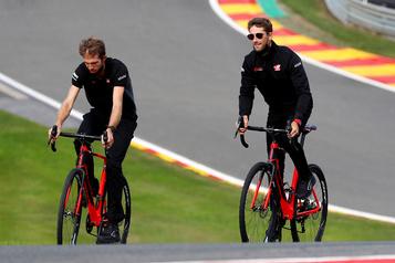F1: Grosjean regarde vers la Formule E et Le Mans si Haas ne veut plus de lui)
