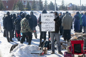 Saint-Lambert: la police va intervenir, dit Legault