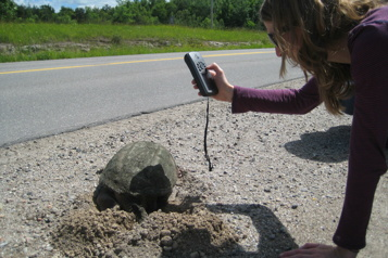 Planète bleue, idées vertes Protéger les tortues des routes)