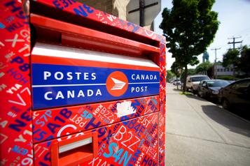 Une perte pour Postes Canada au deuxième trimestre