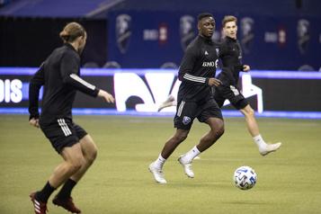MLS: reprise des entraînements en équipe complète)