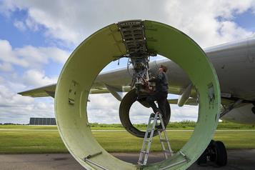 Aider l'industrie aéronautique ?)