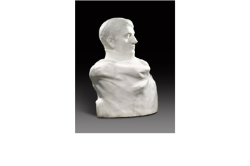 Un buste de Napoléon par Rodin aux enchères