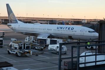 United Airlines  593 employés non vaccinés sur le point d'être licenciés)