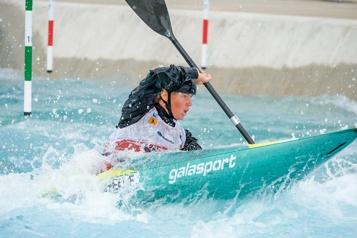 Kayak Florence Maheu vise toujours plus haut)