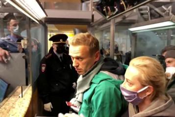 Arrestation de Navalny Les eurodéputés réclament des sanctions à des proches de Poutine)