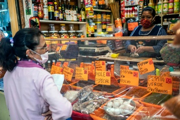 Coronavirus: le Mexique encore dans le rouge)
