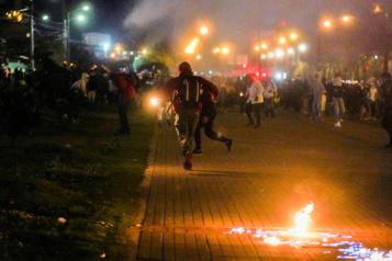 Colombie Plus de 40morts en treize jours de manifestations violemment réprimées)