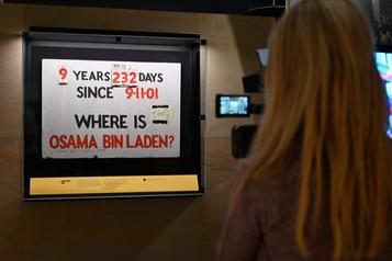Une exposition revient sur 10ans de traque de ben Laden