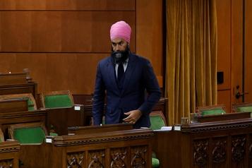 Vote de confiance Le gouvernement Trudeau survit)