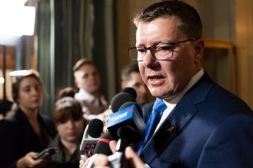 Le premier ministre de la Saskatchewan veut discuter de péréquation avec Justin Trudeau