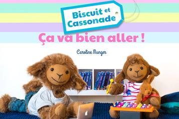 Que faire en famille: lire Biscuit et Cassonade