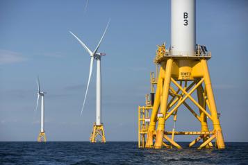Feu vert à un mégaprojet d'éoliennes en mer au large du Massachusetts)