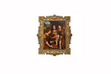 Un tableau du disciple de Léonard de Vinci vendu 3,4millions$