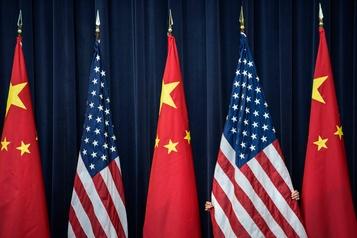 Pékin confirme la détention de deux Américains en Chine